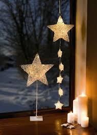 Led Stern Beleuchtung Fensterdeko Hängend Stehend Lichter