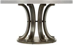 Image Vintage Hooker Furniture Crafted Round Dining Table Base 165475001dkw1 Hooker Furniture Hooker Furniture Dining Room Crafted Round Dining Table Base 1654