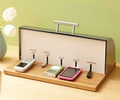 diy portable device charging station