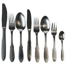 stainless flatware set matte stainless flatware set for six persons pieces for wallace stainless steel flatware set