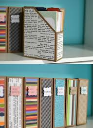 diy organization ideas for teens. 7 Upcycled DIY Ideas To Decorate A Tween Or Teen Girl\u0027s Bedroom! Lots Of Cool Ideas. Like This For Document Storage On Bookshelf. Diy Organization Teens