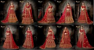 Nakshatra Designer Wear Shop Designer Bridal Lehenga Gajiwala Nakshatra Online
