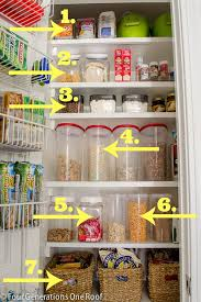 container food storage containers kitchen pantry makeover