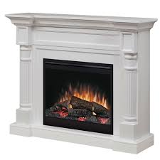 winston white electric fireplace mantel package dfp26 1109w dimplex
