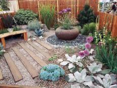 Cheap Garden Design Ideas