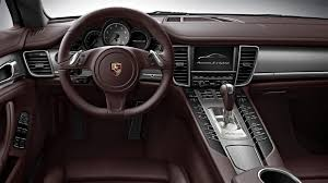 Porsche Panamera Turbo S Executive | Locos Engine
