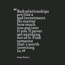 Bad Relationship Quotes For Men
