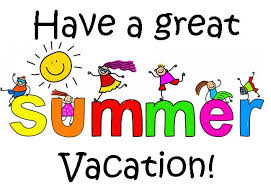Image result for summer vacation clipart