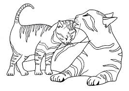Use s different color for each week or month, and use the bigger labels for titles or notes. Free Printable Cat Coloring Pages For Kids