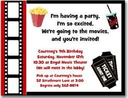 Movie Night Invitation Templates Movie Night Invite Template Rome Fontanacountryinn Com
