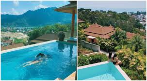 infinity pools for homes. Fine Pools One Extraordinary Detail About Villa Tantawan Resort U0026 Spa Is The Size Of  Its Private Infinity Pool U2013 A Whooping 4m X 10m Very Inviting For Those Who Love  For Infinity Pools Homes