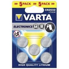 <b>Батарейка</b> CR2032 <b>Varta Electronics</b> BL1, купить в Рязани ...
