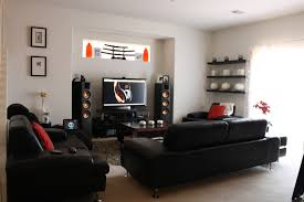 Living Room Theaters Portland With Cool Ideas Theater. Tv Set Up 010  Contemporary ...
