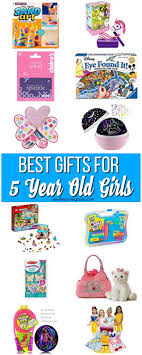 The Ultimate List of Gifts for a 5 year old girl. You will find everything Best Year Old Girl \u2022 Pinning Mama
