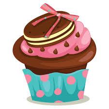 chocolate cupcakes clipart. Exellent Clipart Cupcake Chocolate Cake Clip Art  Cupcakes Throughout Clipart