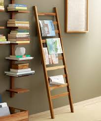 Decorative Magazine Storage Decorative Ladder For Ns Bathroom To Use As A Towel Rack
