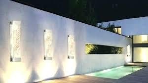 outdoor wall covering outdoor wall ideas alert famous contemporary outdoor wall lighting fixtures ideas pool modern