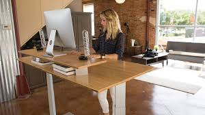 nextdesk s terra 2s features an upper platform that increases surface space and a wide base that adds ility starts at 1 697