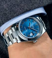 best new men s watches 2012 best new watches for men 2012 the rolodex datejust ii a watch needs to do more for a man than tell him