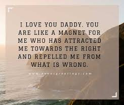 New Dad Quotes Adorable I Love You Messages For Dad Quotes Wishes Events Greetings