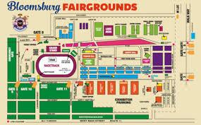 York Fair Seating Chart 2015 Vendors Bloomsburg Fair Bloomsburg Fair