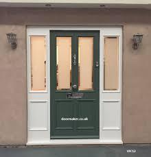 victorian front door showroom victorian door two glazed panes