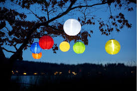 Amazoncom Smart Solar 3780WRM3 RedYellowBlue Chinese Lantern Chinese Lantern Solar Lights