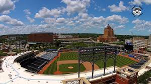 Akron Aeros Seating Chart Canal Park Home Of The Akron Rubber Ducks
