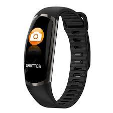 <b>Jeaper Smart Bracelet</b> R16 Men Full Touch Blood Pressure Fitness ...