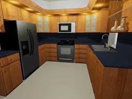 Autocad For Kitchen Design