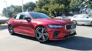 2020 Volvo V60 T6 R Design 2019 Volvo S60 T6 R Design Awd Polestar Tuned