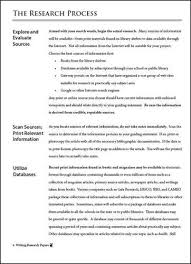 Steps In Writing A Research Paper Apa Style How To Cite