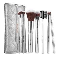 sephora deluxe antibacterial makeup brush set