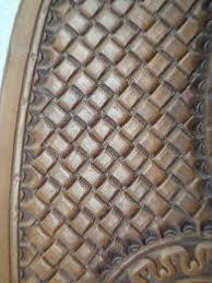caldwell saddle tooling pattern bamboo