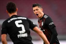 Adidas robert lewandowski bayern munich red 2020/21 home replica jersey. Union Berlin 1 1 Bayern Munich 5 Talking Points As Robert Lewandowski Rescues A Point For The Champions Bundesliga 2020 21