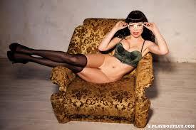 Stasha Lee in Playboy Croatia International Nudes PlayboyPlus