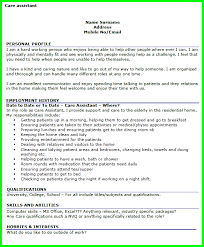 healthcare assistant cover letter example writing a cv nhs    cv for health care assistant care assistant cv example