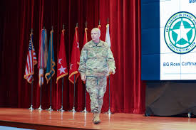 """Brigadier General Ross Coffman: """"Mission First People Always ..."""