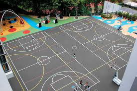recycled rubber sports flooring for outdoor use for indoor use for multipurpose gyms