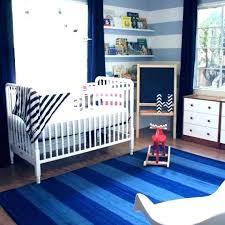 baby boy nursery rugs decor dark light for blue area blue nursery rug