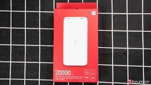 Trên tay pin dự phòng an toàn nhất thế giới Redmi 20,000mAh: 4 cổng kết  nối, sạc nhanh 18W, giá 450K