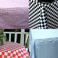 round plastic tablecloths with elastic round plastic tablecloths with elastic stretch to fit elastic edge round