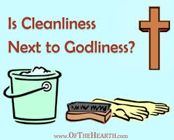 cleanliness is next to godliness clipart  cleanliness next to godliness bible clipart