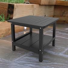 diy outdoor end table