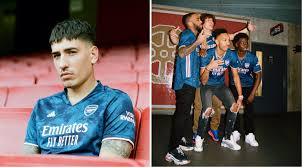 Adidas reveals art deco arsenal home jersey for 2020/21 season: Adidas Unveil Arsenal S Wavey Tie Dye Third Jersey For 2020 21