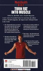 men s health best turn fat into muscle