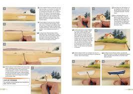 Deine Malschule Aquarell Volume 3 Strand Und Meer 4260466392231