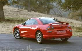 2005 Mitsubishi Eclipse - Information and photos - ZombieDrive