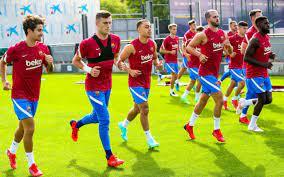 انطلاق استعدادات برشلونة للموسم الجديد.. صور – كوكيووكي