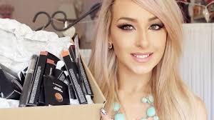 mac cosmetics unboxing haul